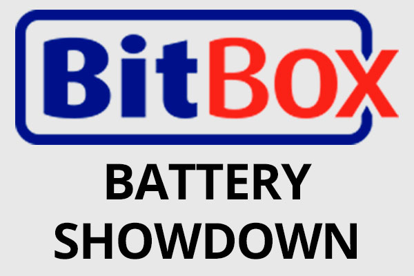 BitBox Battery Showdown