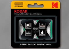 Kodak ULTRA Razor Cartridge