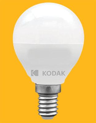 Bombillas LED Kodak esférica G45