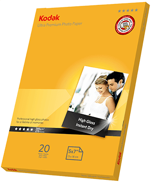 Kodak ULTRA PREMIUM Photo paper 13x18 (20)