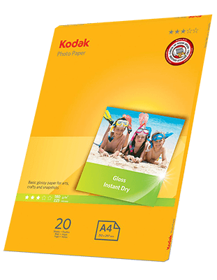 Kodak PHOTO paper 180gsm