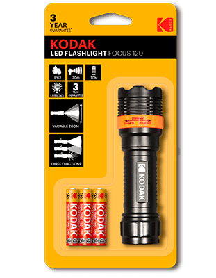 Kodak LED Focus 120