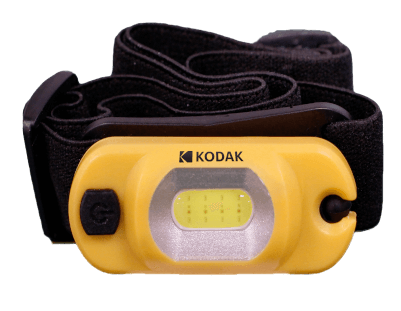 Linterna frontal recargable Kodak ACTIVE 80
