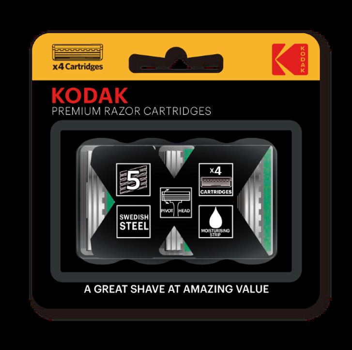 Blister 4 recambios KODAK ULTRA PREMIUM Cartridges