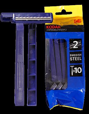 bolsa 10 cuchillas desechables Kodak RAZOR 2