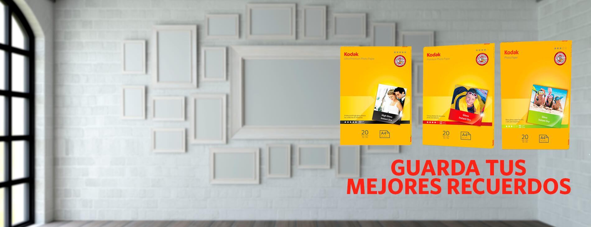 presentación Kodak
